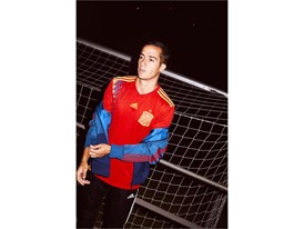 05 Spain Home Jersey
