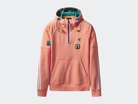 adidas Originals PHARRELL WILLIAMS Hu Hiking FW17 Jacket CE9484