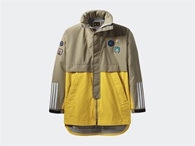 adidas Originals PHARRELL WILLIAMS Hu Hiking FW17 Jacket CE9491