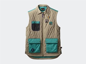 adidas Originals PHARRELL WILLIAMS Hu Hiking FW17 Vest CE9488