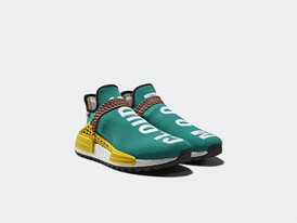 adidas Originals PHARRELL WILLIAMS Hu Hiking Statement FW17 AC7188 Pair