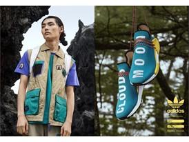 adidas Originals PHARRELL WILLIAMS Hu Hiking Statement FW17.05