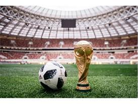 adidas Official FIFA 2018 Matchball
