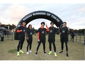 """adidas Runners of Tokyo presents -TOKYO RUN +5 CHALLENGE-"" 01"