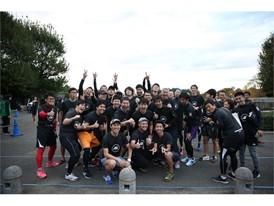 """adidas Runners of Tokyo presents -TOKYO RUN +5 CHALLENGE-"" 02"