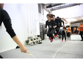 """adidas Runners of Tokyo presents -TOKYO RUN +5 CHALLENGE-"" 03"
