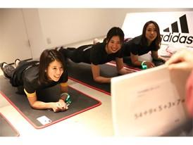 """adidas Runners of Tokyo presents -TOKYO RUN +5 CHALLENGE-"" 05"