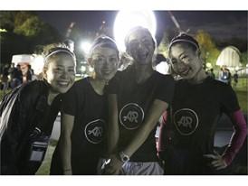"""adidas Runners of Tokyo presents -TOKYO RUN +5 CHALLENGE-"" 08"