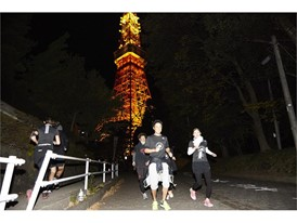 """adidas Runners of Tokyo presents -TOKYO RUN +5 CHALLENGE-"" 09"