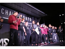 """adidas Runners of Tokyo presents -TOKYO RUN +5 CHALLENGE-"" 10"