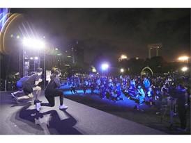 """adidas Runners of Tokyo presents -TOKYO RUN +5 CHALLENGE-"" 11"