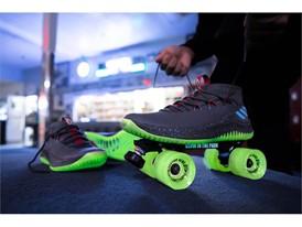 adidas Dame4 CQ1254 Skate 4 H