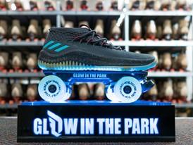 adidas Dame4 CQ1254 Skate