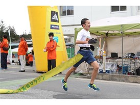 """Rikuzentakata marathon 2017.11.19"" 13"