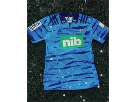 SR18 Blues Home Jersey