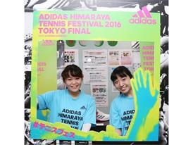 """ADIDAS HIMARAYA TENNIS FESTIVAL 2017 TOKYO FINAL"" 02"