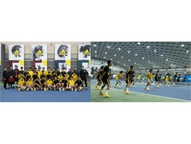 NEXT STAGEへ上がる、試合に勝つためのテニストレーニング 『ADIDAS TENNIS CHALLENGE 2017』開催