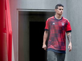Parley Pre-Match Shirt FC Bayern
