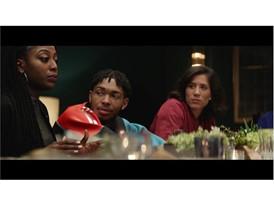 adidas Sport 17  'Calling All Creators' Campaign Film still - ChineyOgwumike, Brandon Ingram & Garbine Muguruza