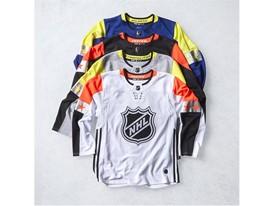 adidas adizero NHL All-Star Jerseys