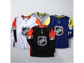 adidas adizero NHL All-Star Jerseys