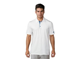 UP white Polo Trace Royal