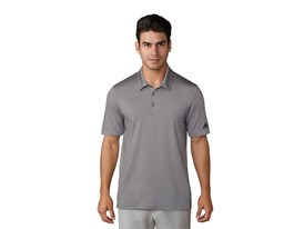UP solid Polo grey