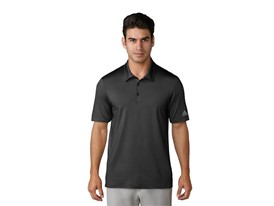 UP solid Polo black