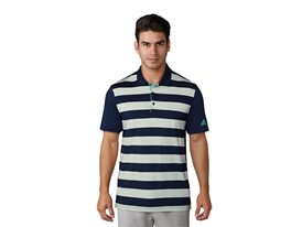 UP Rugby Stripe collegiate navy aero green heather