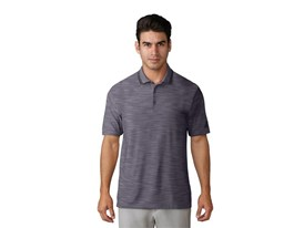 UP Heather Polo trace purple black