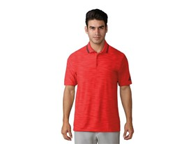 UP Heather Polo red black