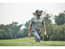 Sergio ultimate Polo grey solid