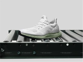 FUTURECRAFT 4D 2.0 White