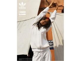 adidas Originals PHARRELL WILLIAMS Hu Holi Blank Canvas PR Vertical Look 1 Opt 1