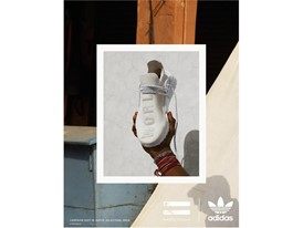 adidas Originals PHARRELL WILLIAMS Hu Holi Blank Canvas PR Vertical Look 2 Opt 2