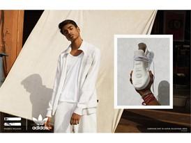 adidas Originals PHARRELL WILLIAMS Hu Holi Blank Canvas PR Horizontal Look 2 Opt 2
