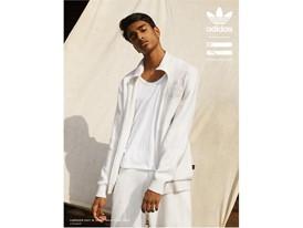 adidas Originals PHARRELL WILLIAMS Hu Holi Blank Canvas PR Vertical Look 2 Opt 1