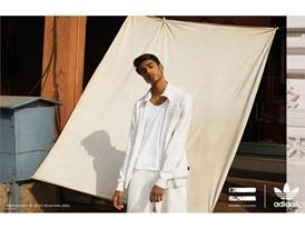 adidas Originals PHARRELL WILLIAMS Hu Holi Blank Canvas PR Horizontal Look 2 Opt 1