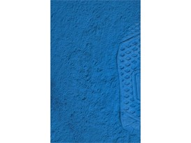 +H21254 adidas Originals PHARRELL WILLIAMS Hu Holi adicolor Key Visual Environmental Shot Blue