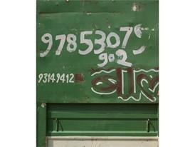 +H21254 adidas Originals PHARRELL WILLIAMS Hu Holi adicolor Key Visual Environmental Shot Green