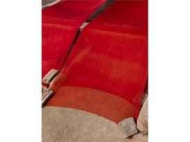 +H21254 adidas Originals PHARRELL WILLIAMS Hu Holi adicolor Key Visual Environmental Shot Red