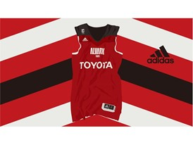 """NATIONS presents ADIDAS SPECIAL DAYS ALVARK TOKYO HOME GAME"" 01"