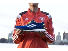 adidas Boston Marathon Card