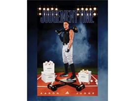 adidas Baseball AaronJudge Announcement Social Instagram HeroReveal AltInstagram Portrait