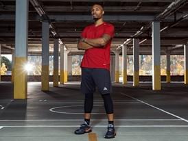 adidas athlete Damian Lillard