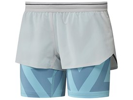 adidas TERREX and Parley Women's Agravic 2in1 shorts