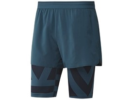 adidas TERREX and Parley Men's Agravic 2in1 shorts