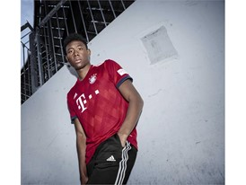 FC Bayern-Heimtrikot 2018-19 - Alaba