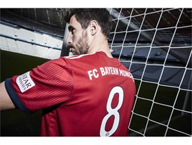 FC Bayern-Heimtrikot 2018-19 - Martinez