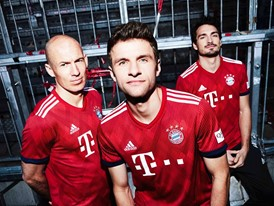 adidas Football revela el nuevo uniforme local de FC Bayern para la temporada 2018/19